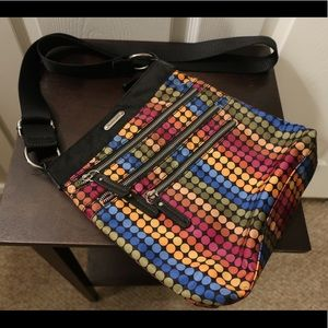 Perfect for Pride! Rainbow Franco Sarto crossbody